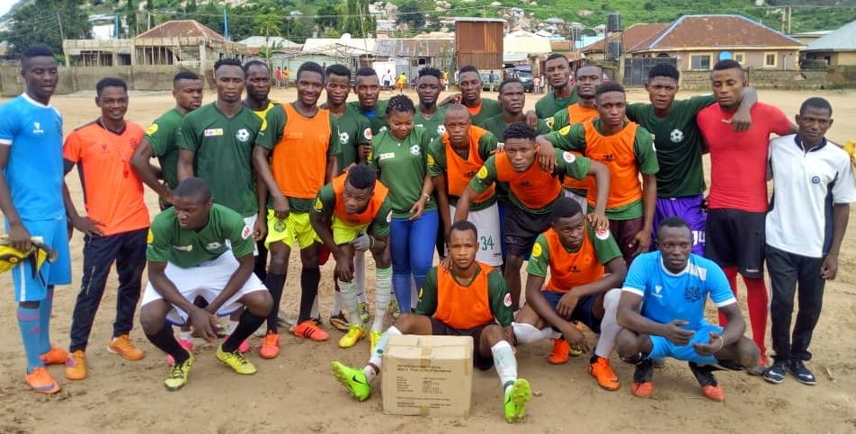 Ijayapi rocks football club team